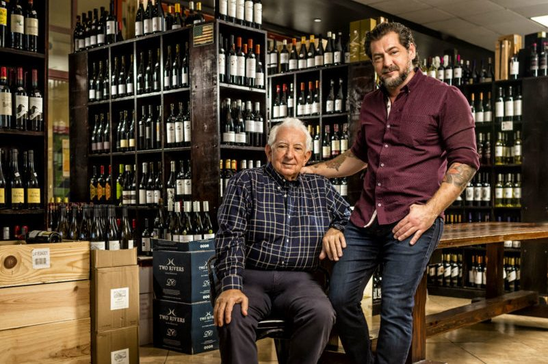Press: Masters of Meat: Graziano's Father-Son Duo Made an Empire of Empanadas, Provoleta and Asado